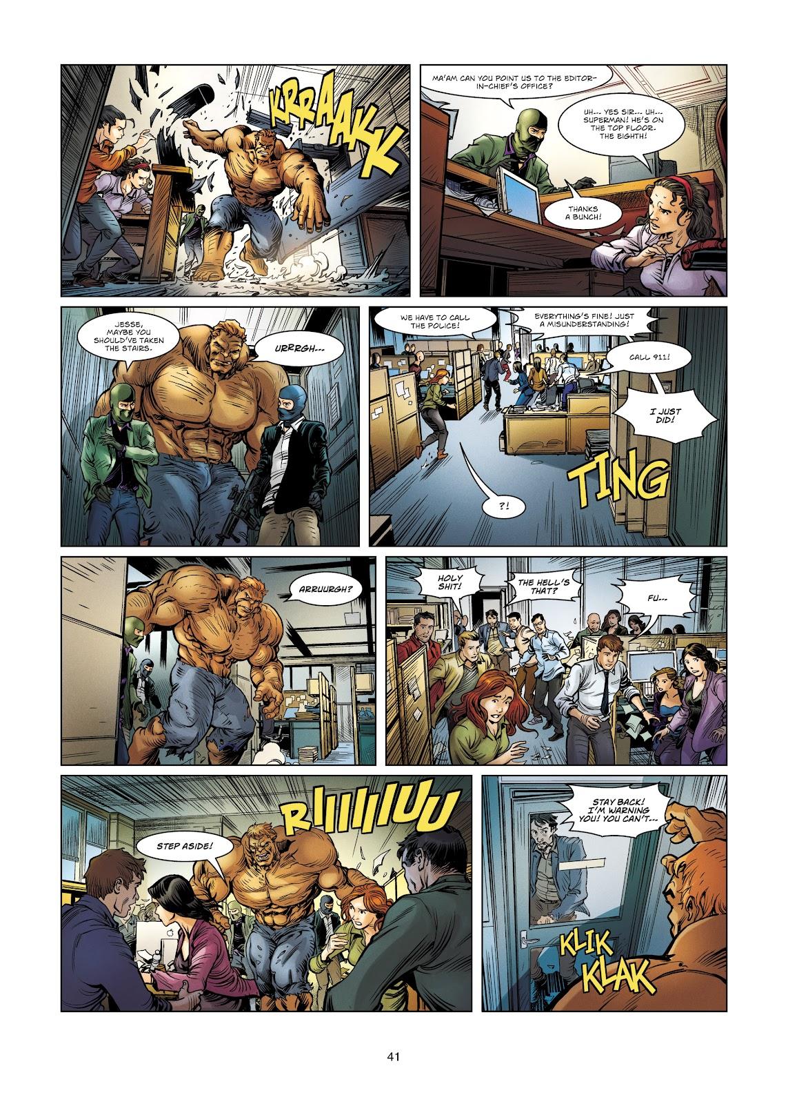 Read online Vigilantes comic -  Issue #4 - 41