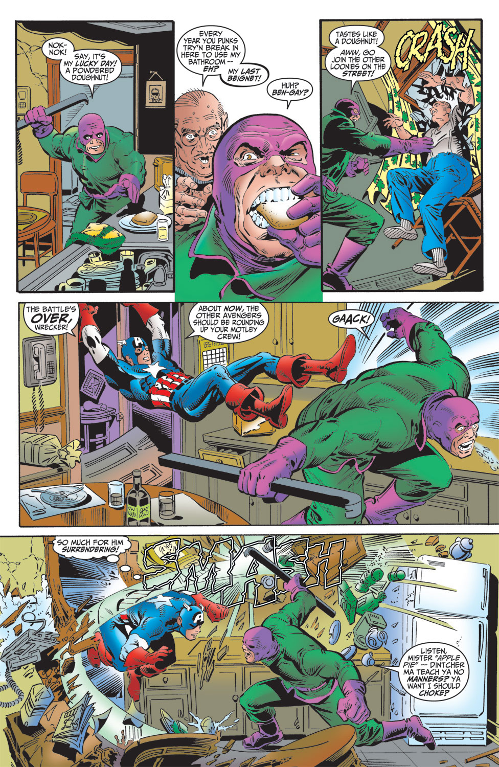 Read online Avengers (1998) comic -  Issue #16 - 14