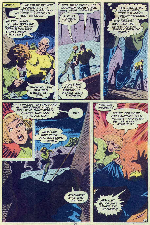 Read online Adventure Comics (1938) comic -  Issue #461 - 24