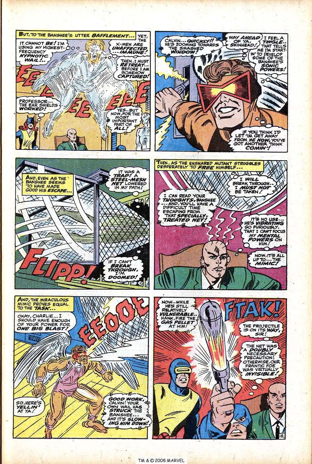 Uncanny X-Men (1963) 76 Page 22