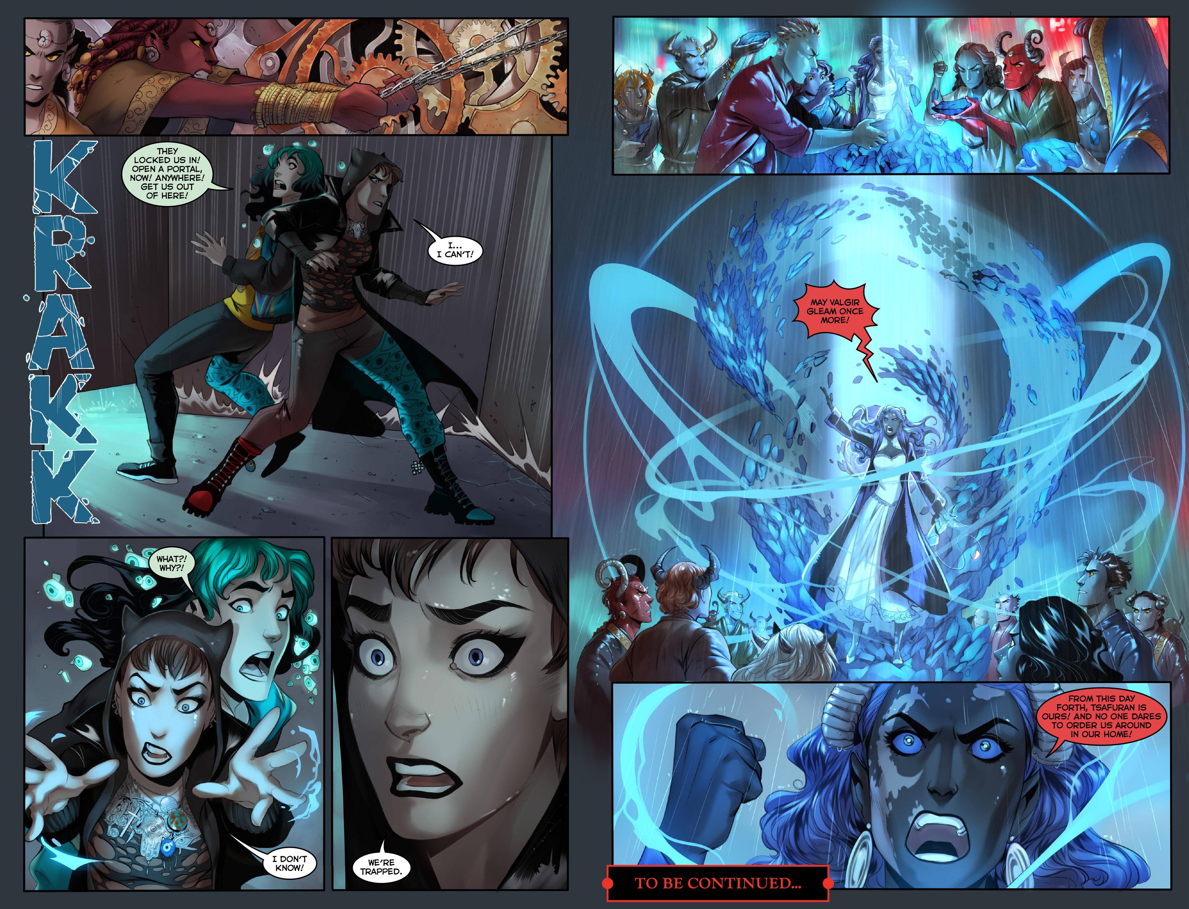 Read online Demonslayer, Vol. 2 comic -  Issue #4 - 22