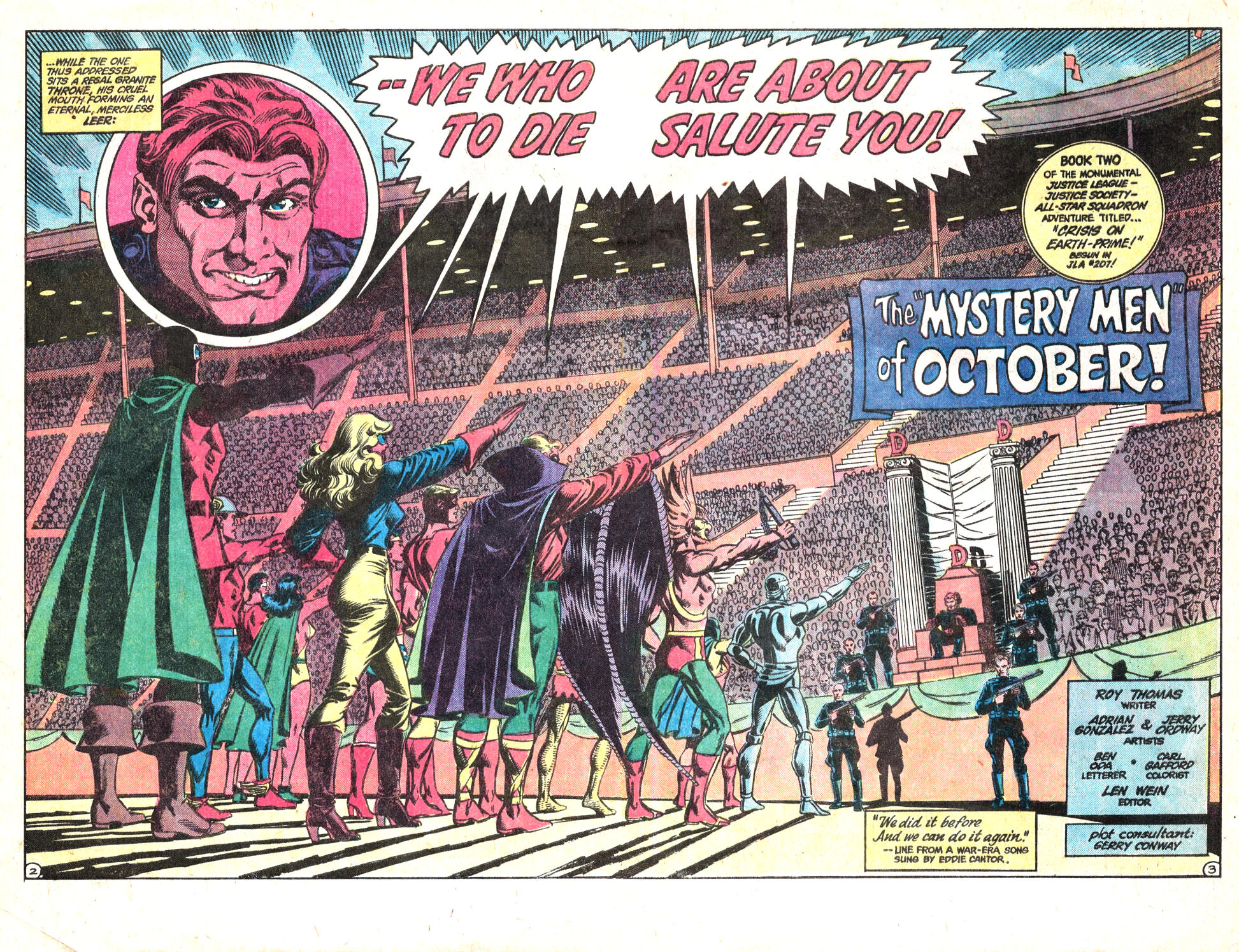 Read online All-Star Squadron comic -  Issue #14 - 4