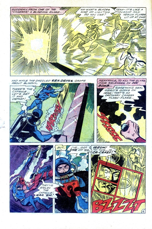 Read online Sea Devils comic -  Issue #32 - 7