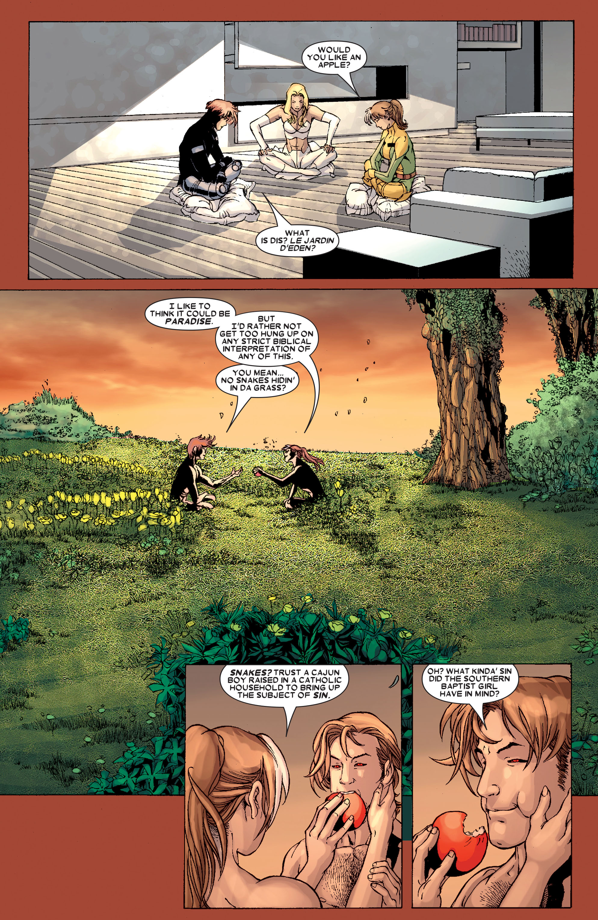 X-Men (1991) 172 Page 3