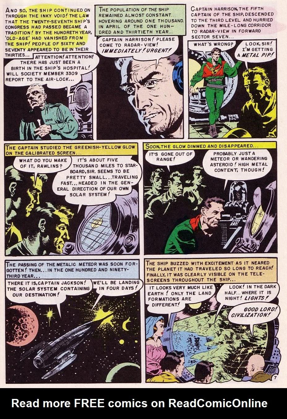 Weird Fantasy (1951) issue 11 - Page 9