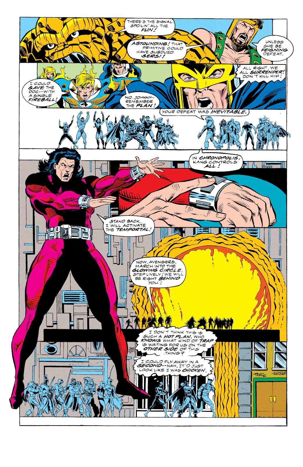 Read online Avengers: Citizen Kang comic -  Issue # TPB (Part 2) - 82