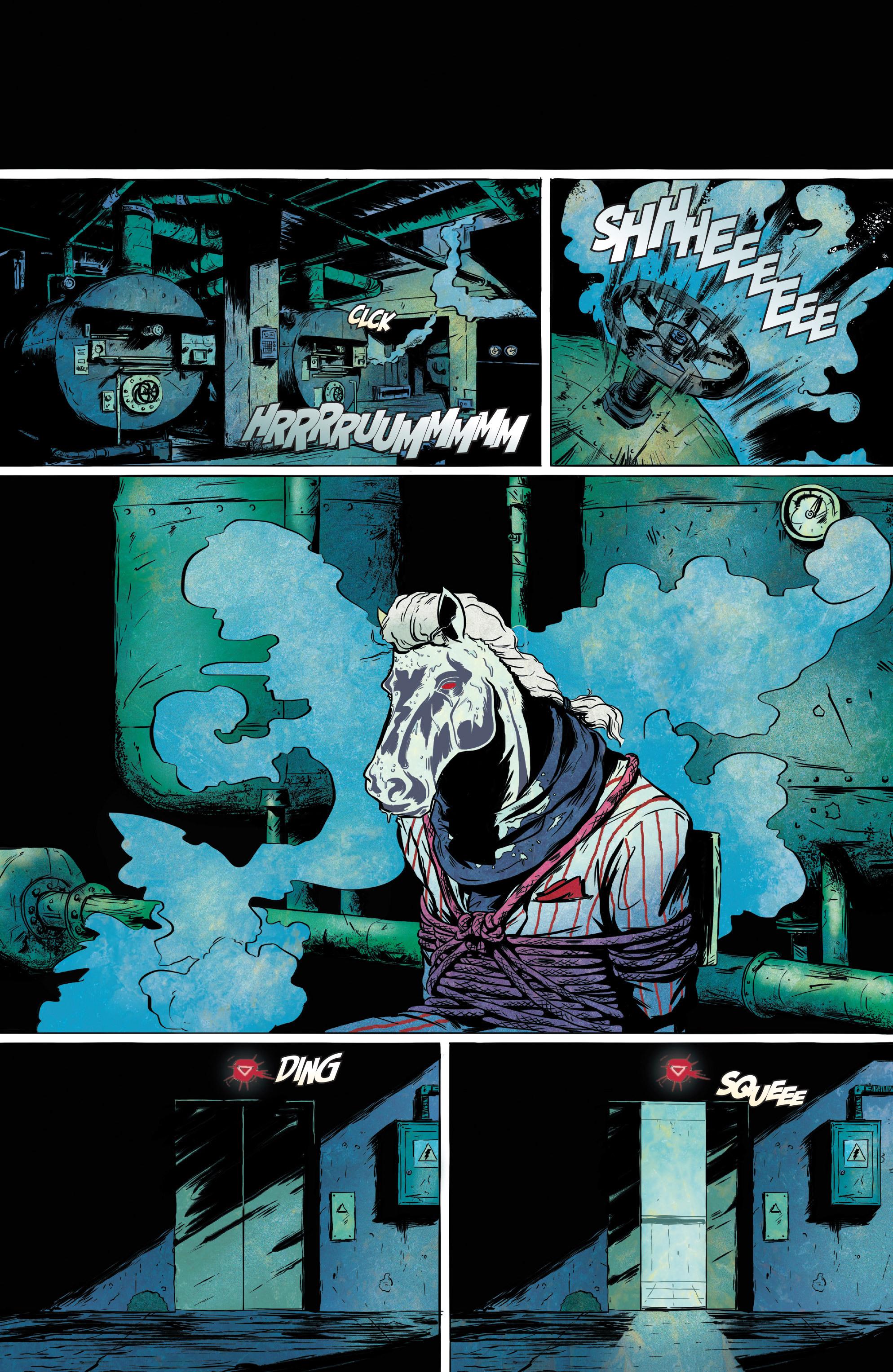 Read online Translucid comic -  Issue #1 - 18