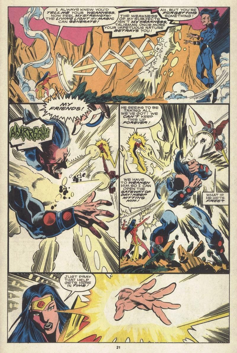 Read online Alpha Flight (1983) comic -  Issue #86 - 17