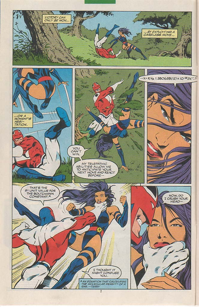 Excalibur (1988) issue 55 - Page 3