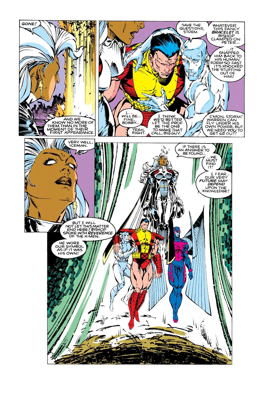 Uncanny X-Men (1963) issue 283 - Page 20