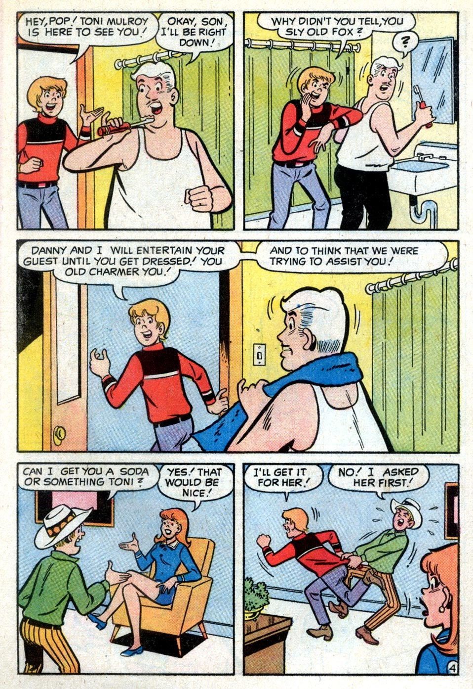 Read online The Mad House Glads comic -  Issue #88 - 38