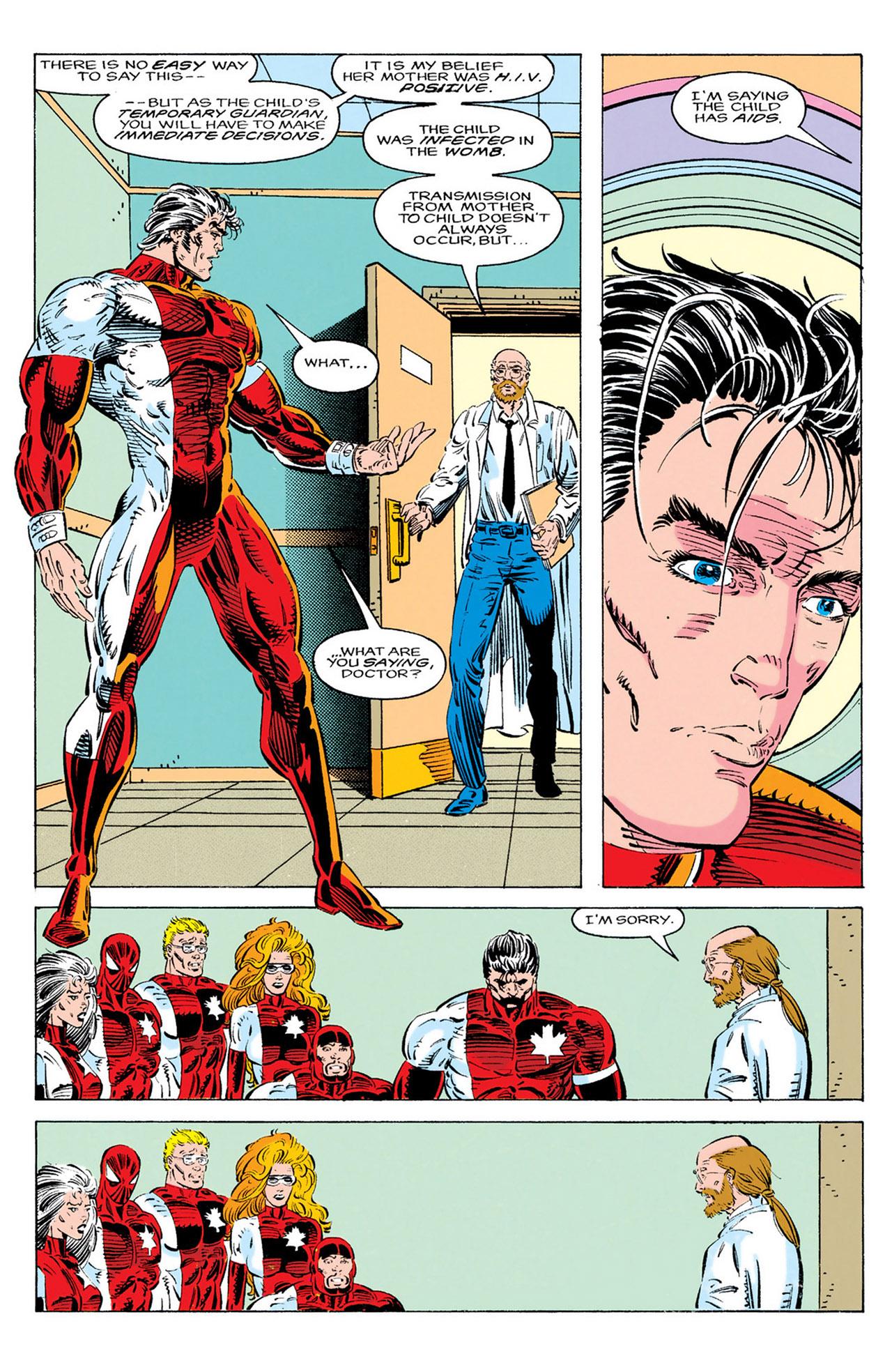 Read online Astonishing X-Men (2004) comic -  Issue # _Annual 1 - 22