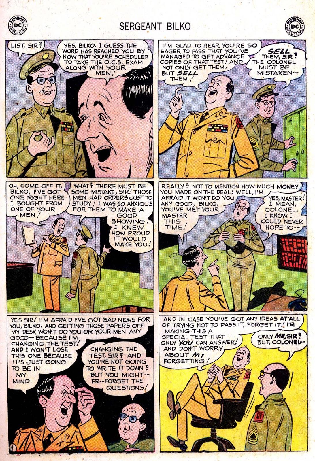 Sergeant Bilko issue 7 - Page 13