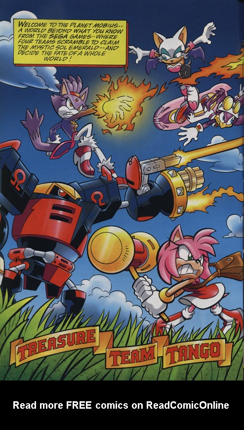 Read online Sonic Universe comic -  Issue #24 - 3