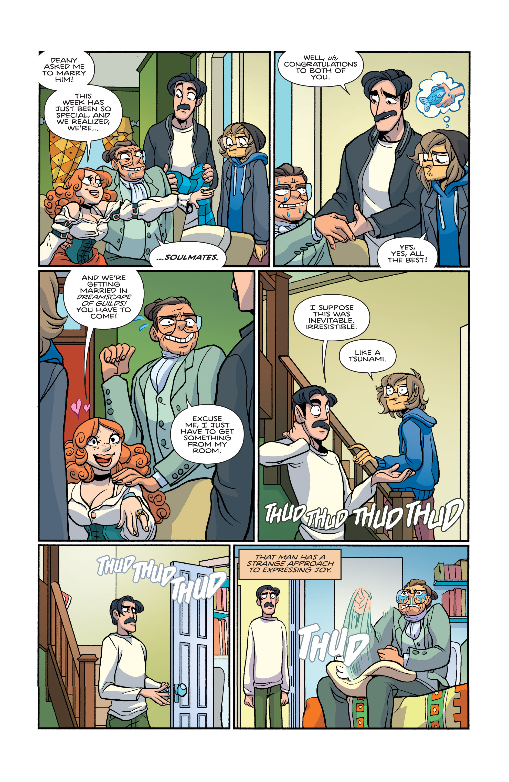 Read online Giant Days (2015) comic -  Issue #26 - 17