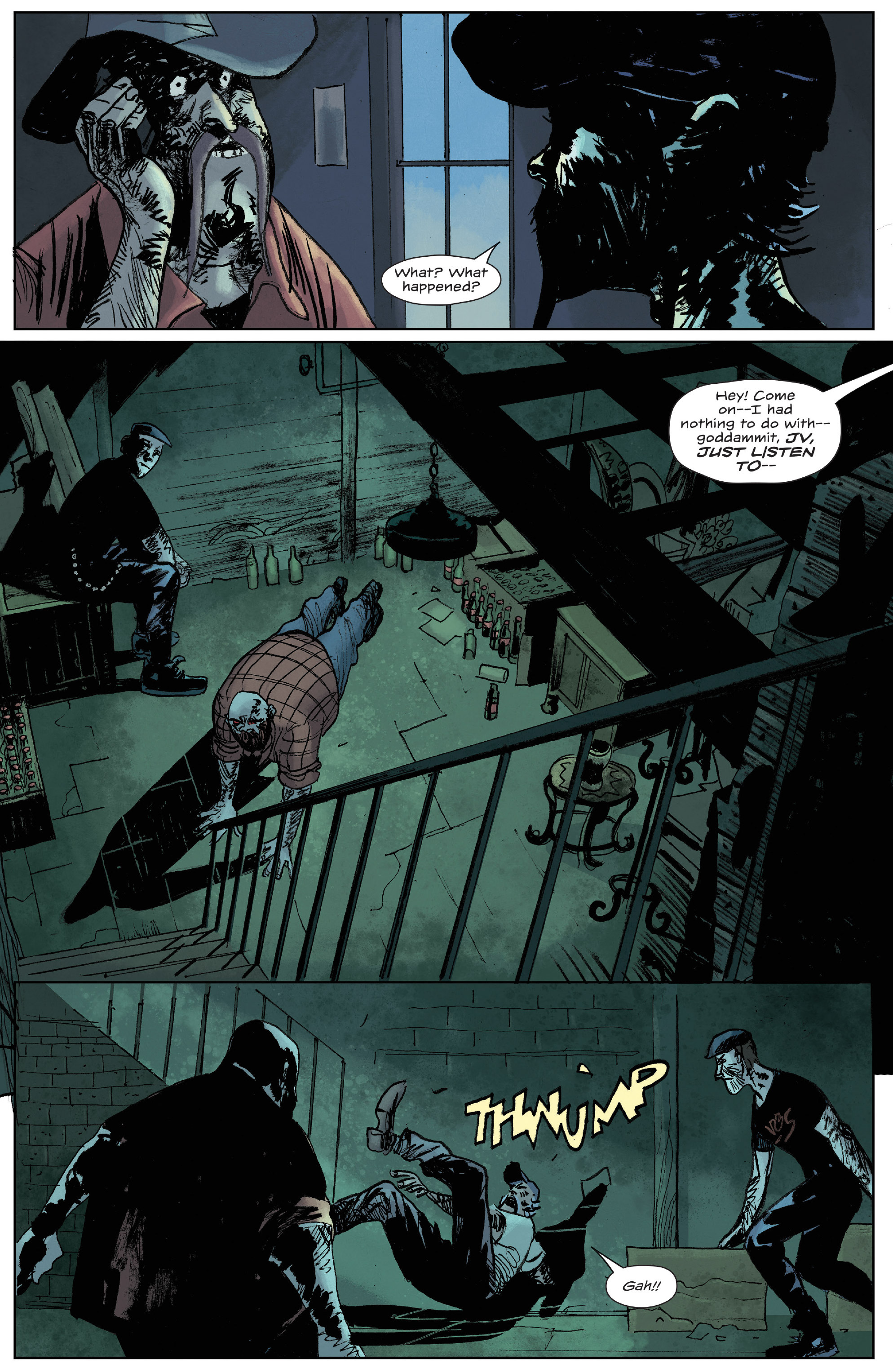 Read online Redneck comic -  Issue #2 - 10
