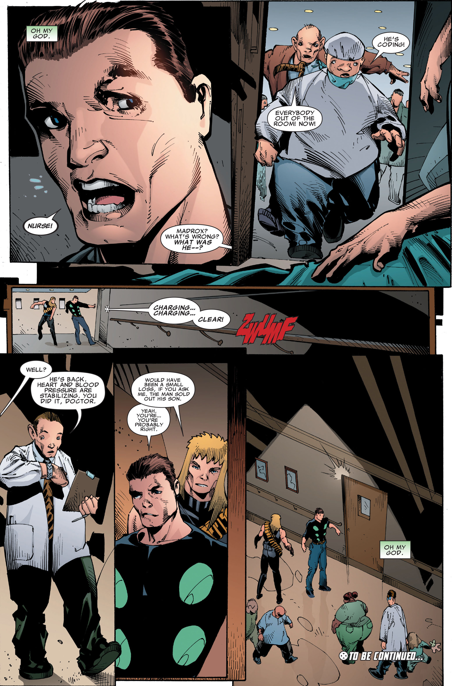 Read online X-Factor (2006) comic -  Issue #35 - 24