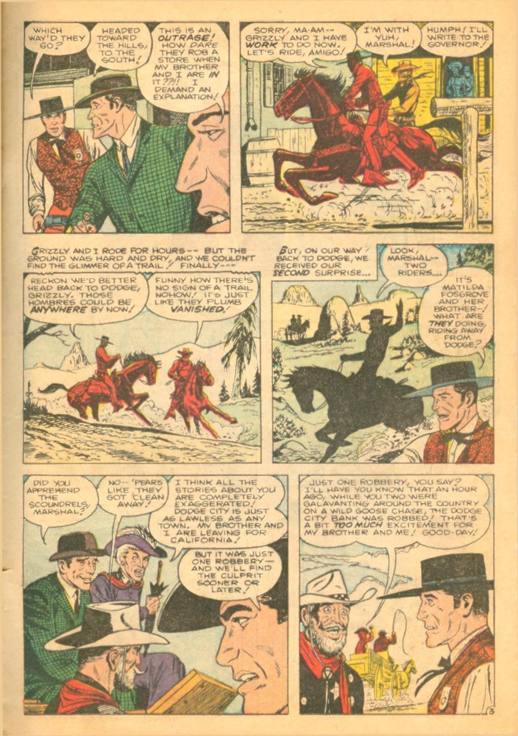 Wyatt Earp issue 21 - Page 13