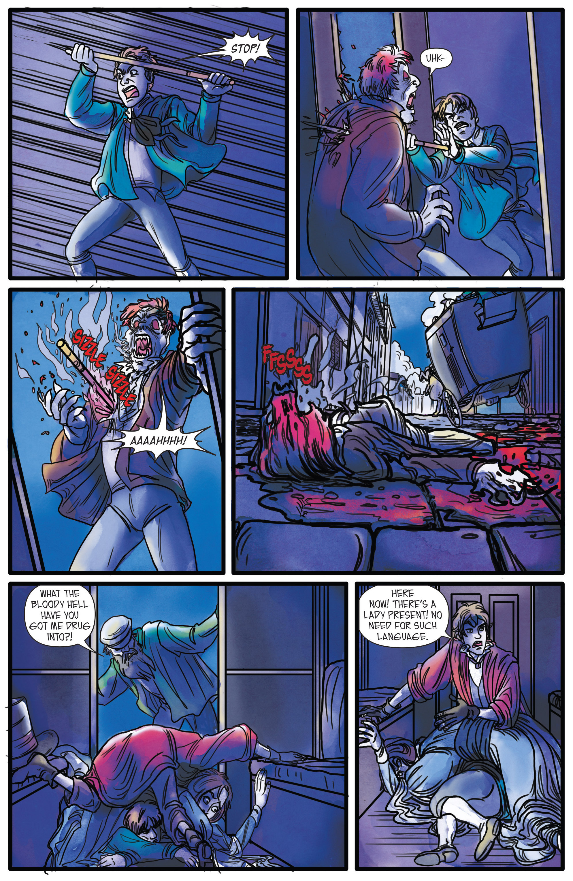 Read online Artful comic -  Issue #2 - 14