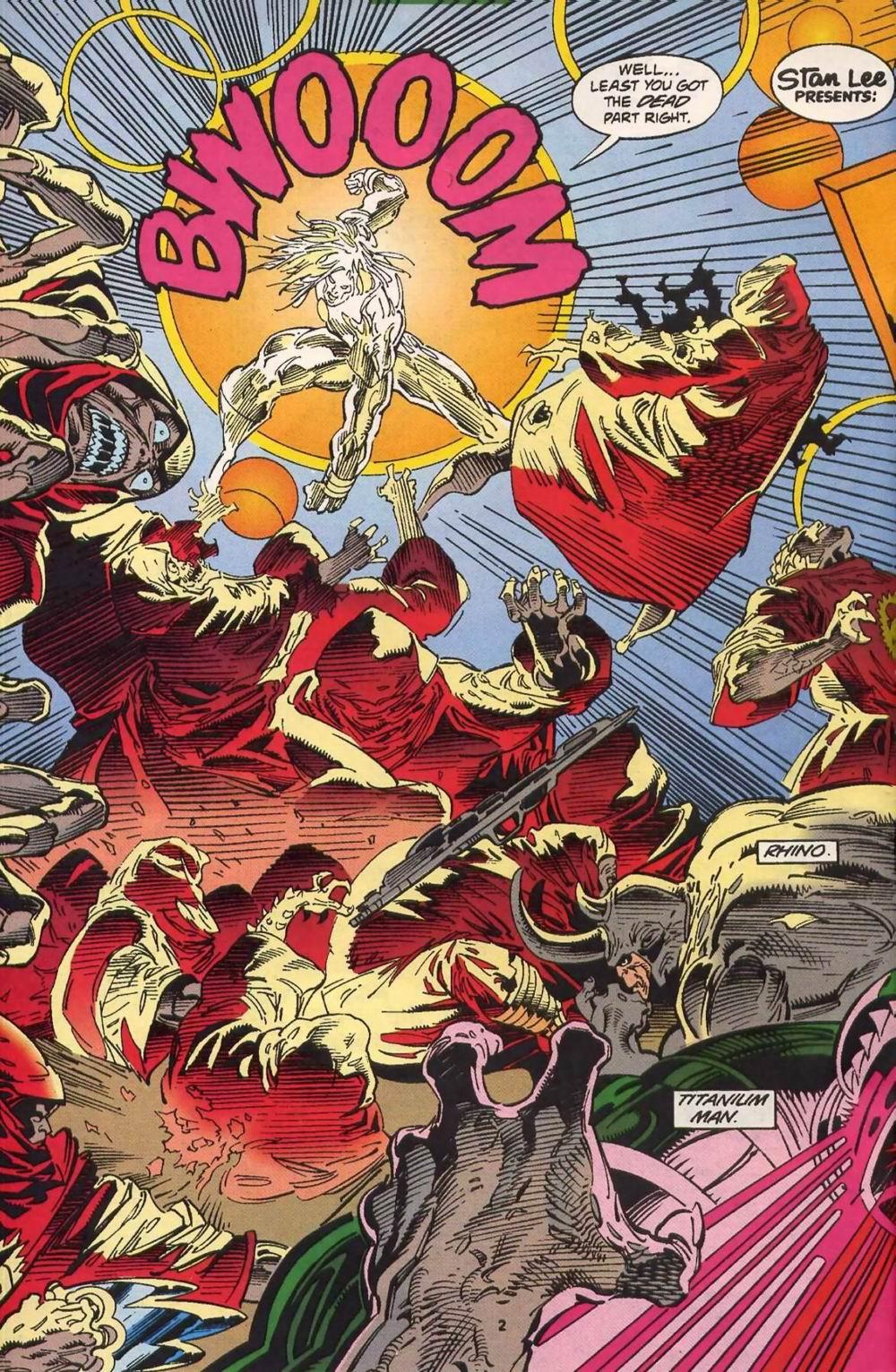 Read online Secret Defenders comic -  Issue #13 - 3