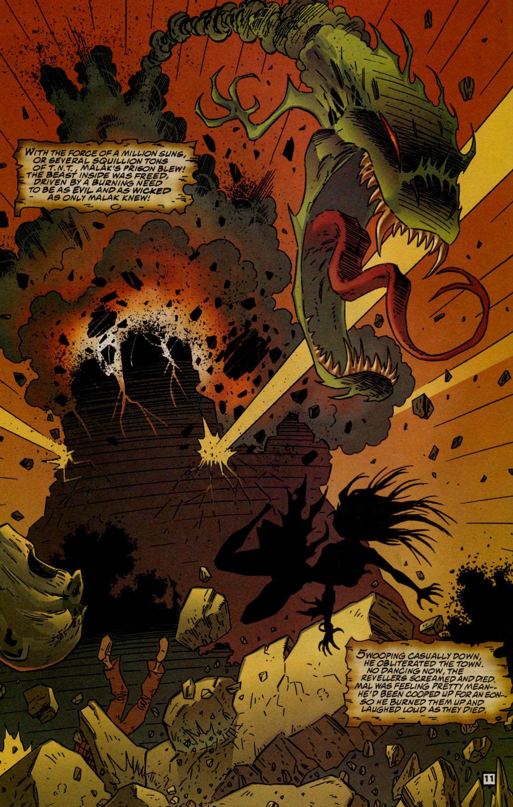 Read online Lobo/Demon: Hellowe'en comic -  Issue # Full - 12