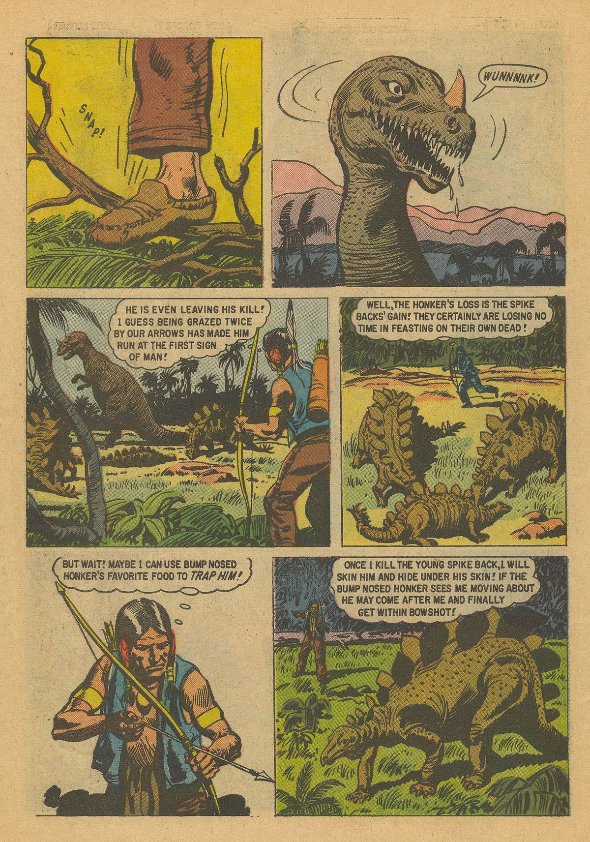 Read online Turok, Son of Stone comic -  Issue #16 - 30