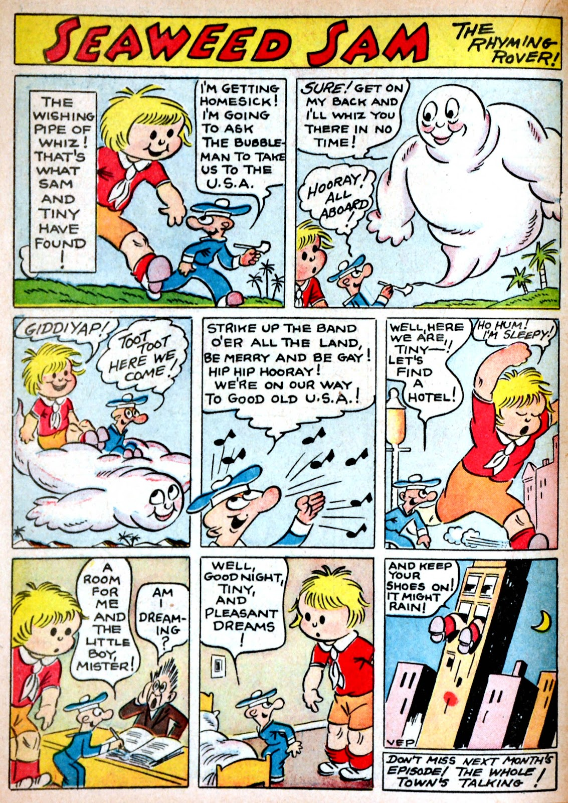 Read online Famous Funnies comic -  Issue #68 - 41