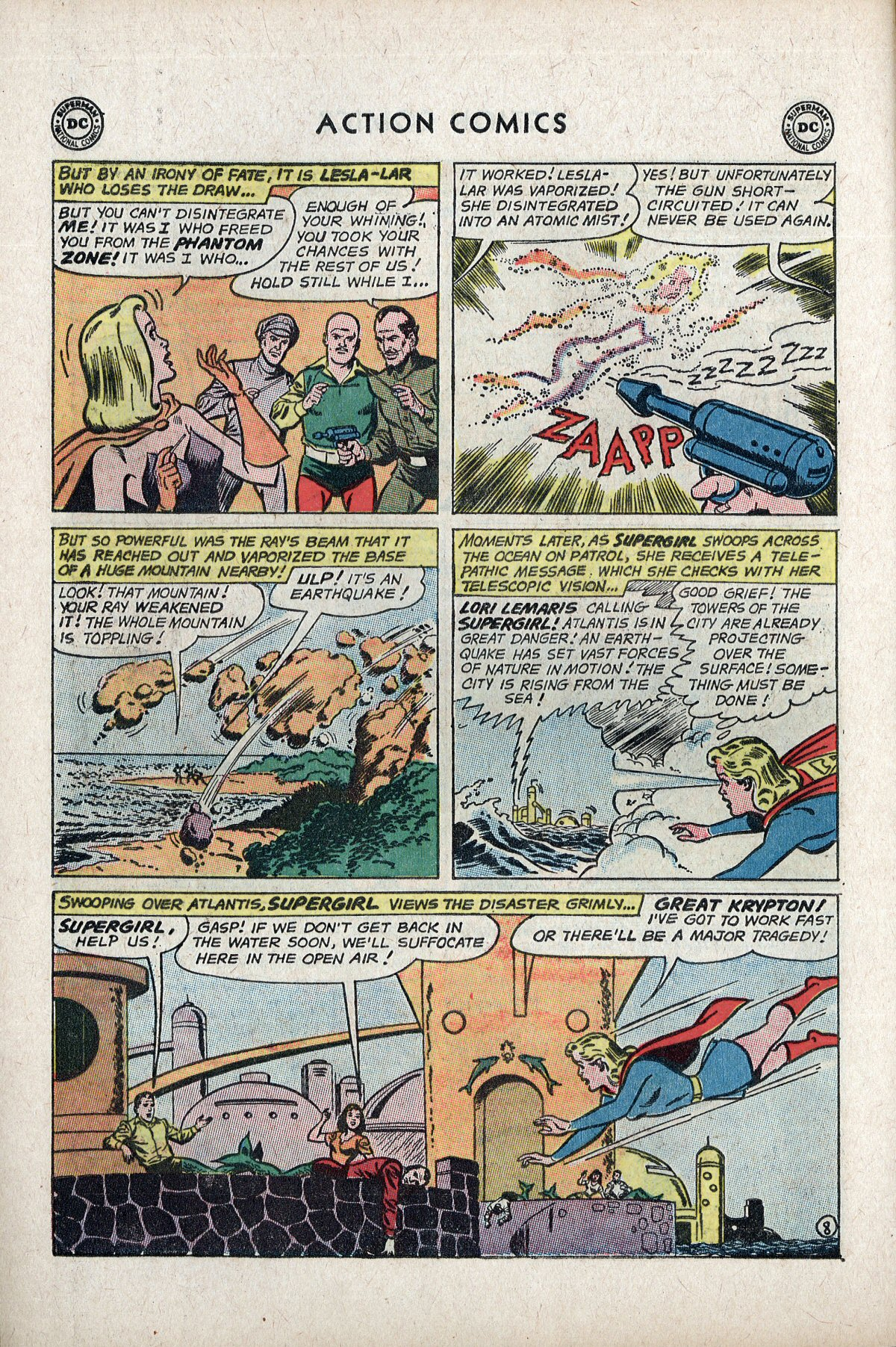 Read online Action Comics (1938) comic -  Issue #297 - 26