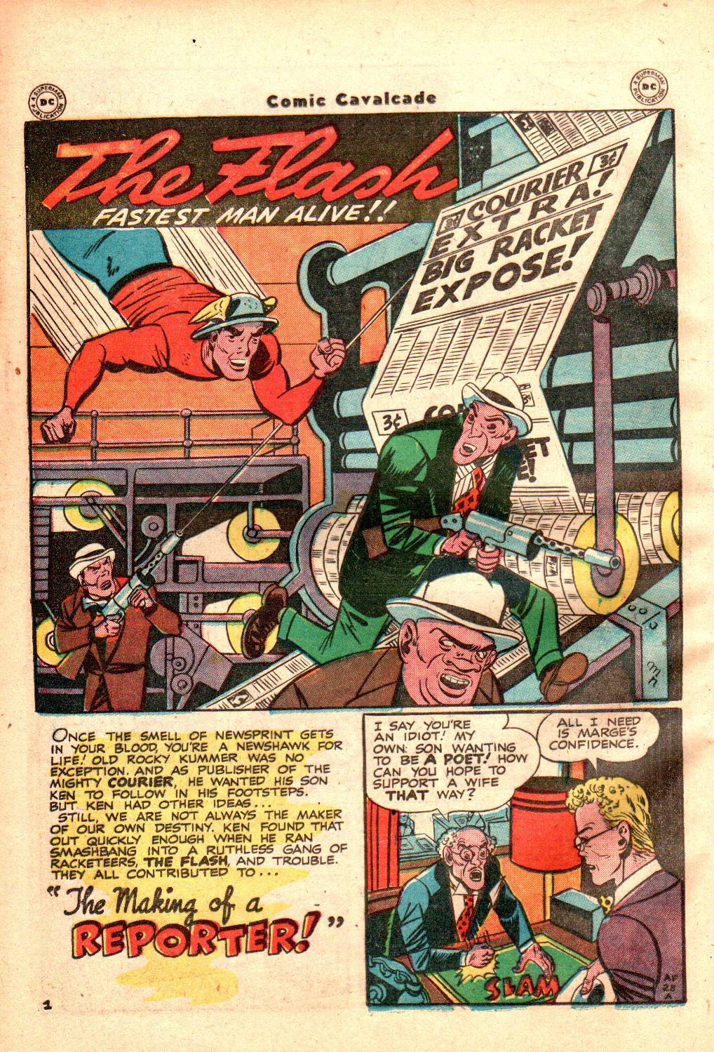 Comic Cavalcade issue 21 - Page 30