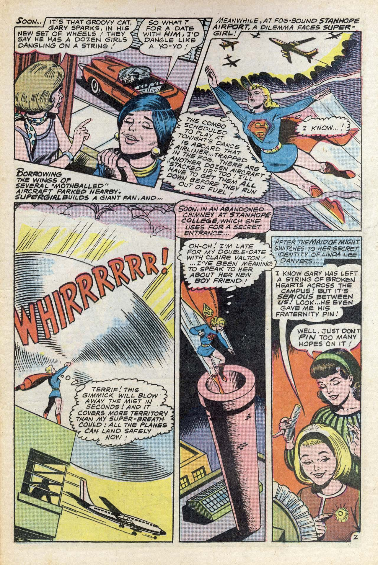 Read online Action Comics (1938) comic -  Issue #369 - 21