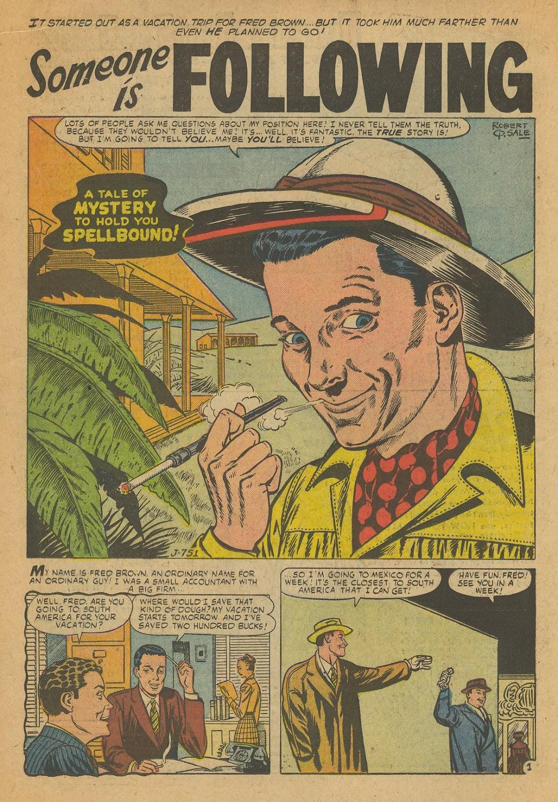 Spellbound (1952) issue 29 - Page 18