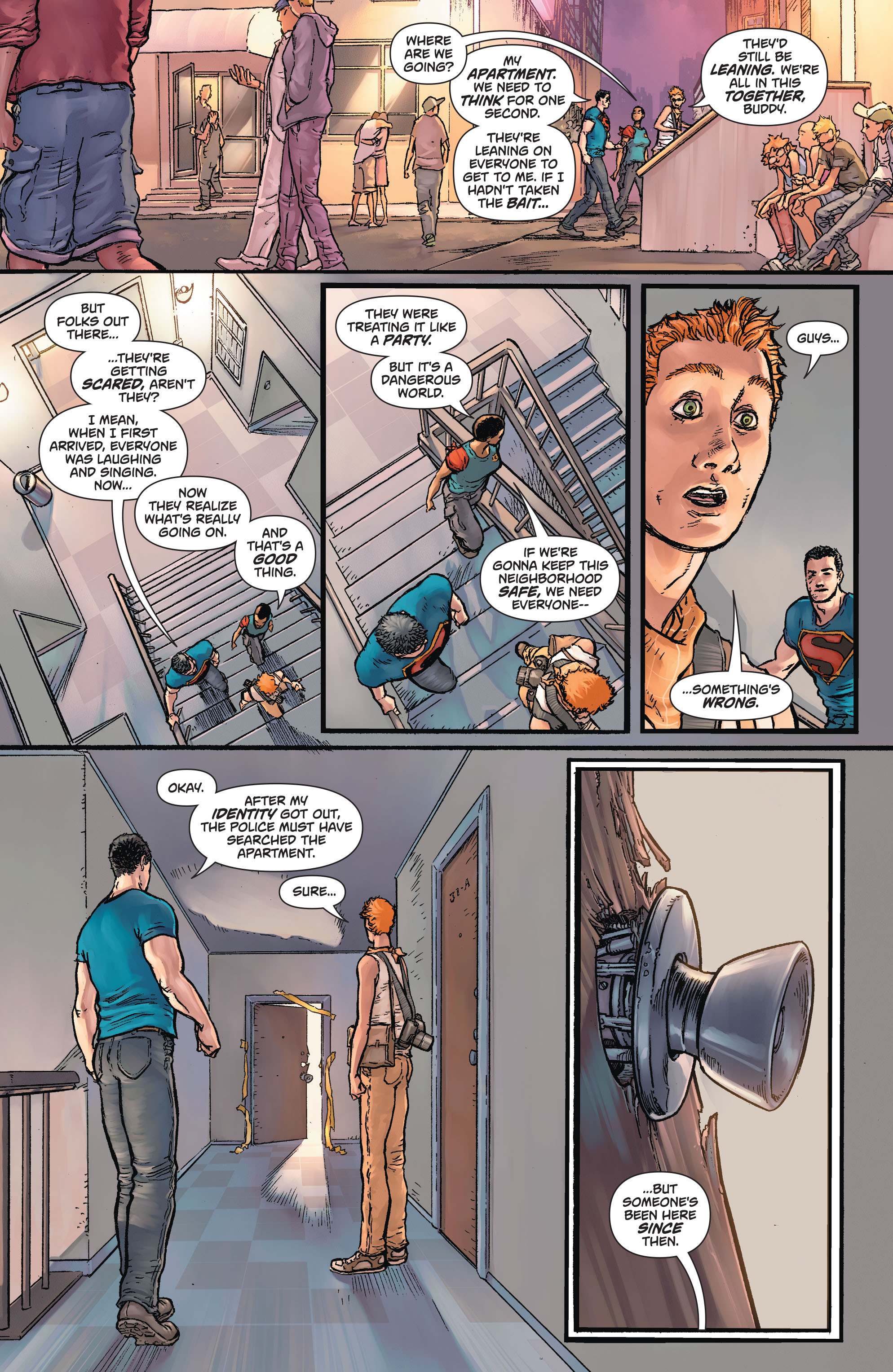 Read online Action Comics (2011) comic -  Issue #43 - 15