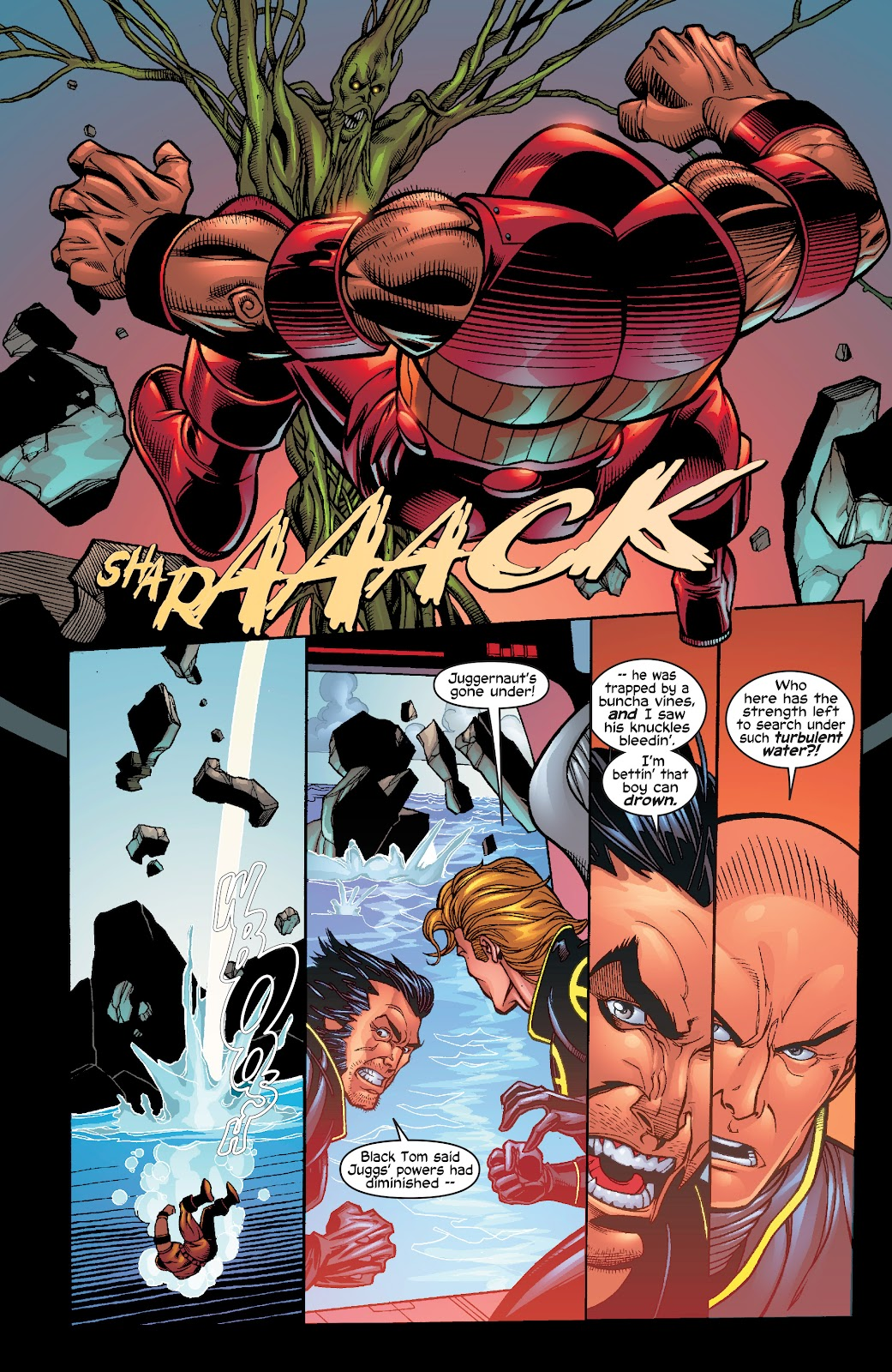 Read online X-Men: Unstoppable comic -  Issue # TPB (Part 1) - 70