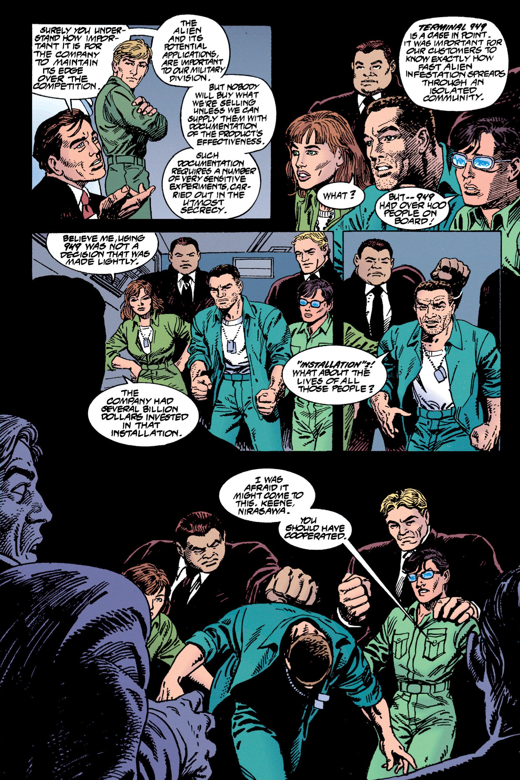 Read online Aliens vs. Predator Omnibus comic -  Issue # _TPB 1 Part 3 - 81