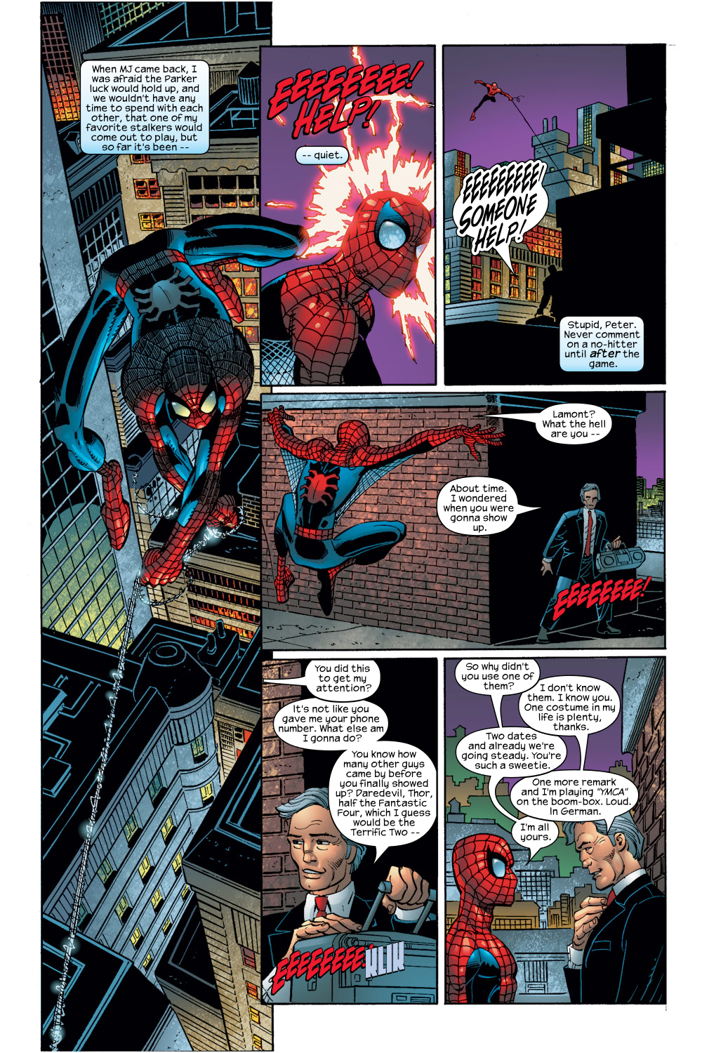 The Amazing Spider-Man (1999) 51 Page 14