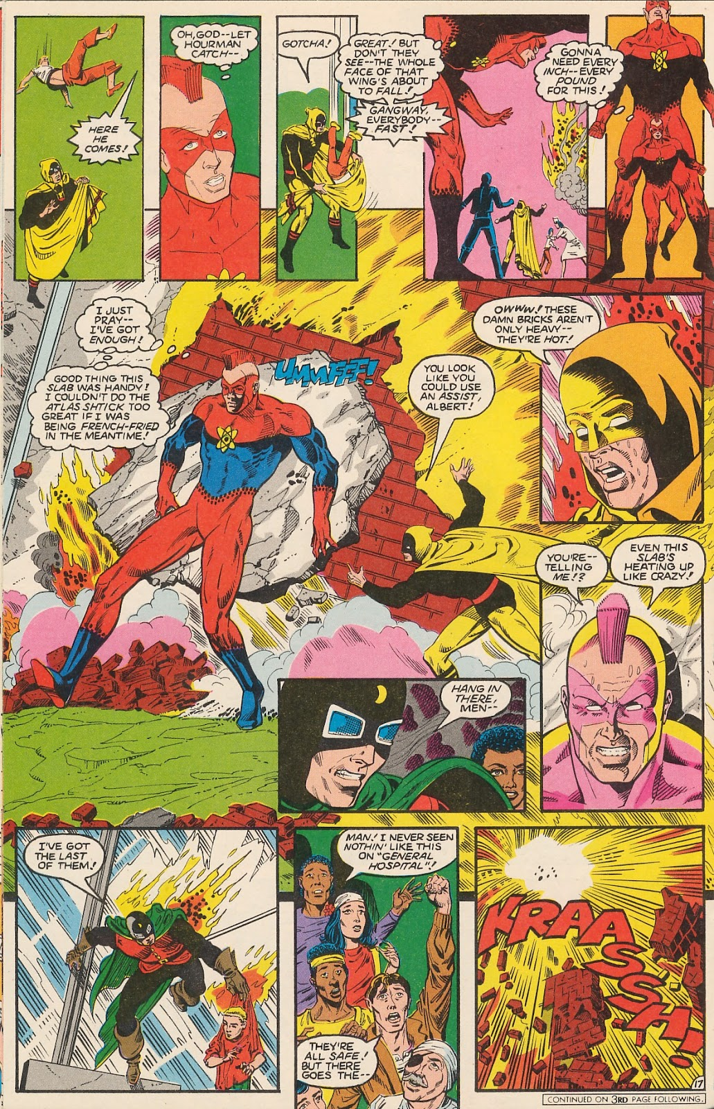 Infinity Inc. (1984) issue 20 - Page 22