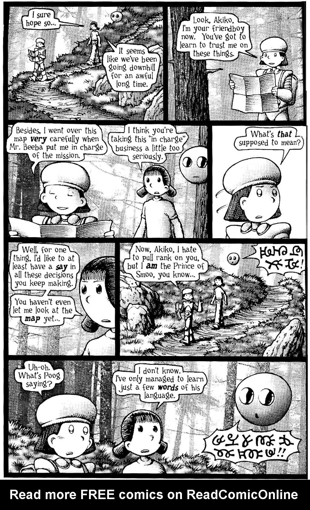 Read online Akiko comic -  Issue #Akiko _TPB 5 - 43