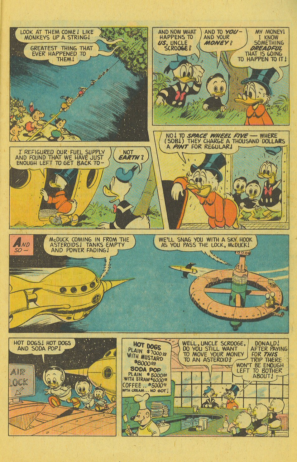 Read online Uncle Scrooge (1953) comic -  Issue #143 - 25