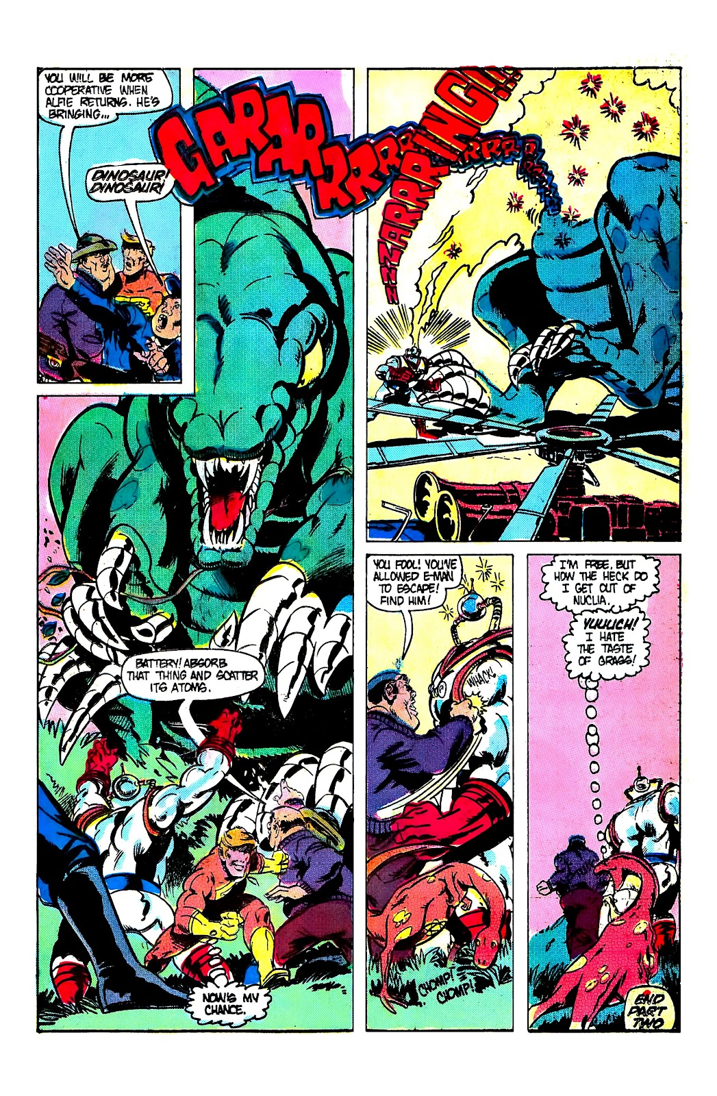 E-Man (1973) issue 8 - Page 19