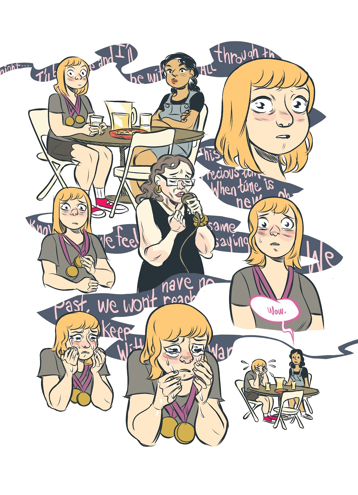 Read online Girl Town comic -  Issue # TPB (Part 2) - 44