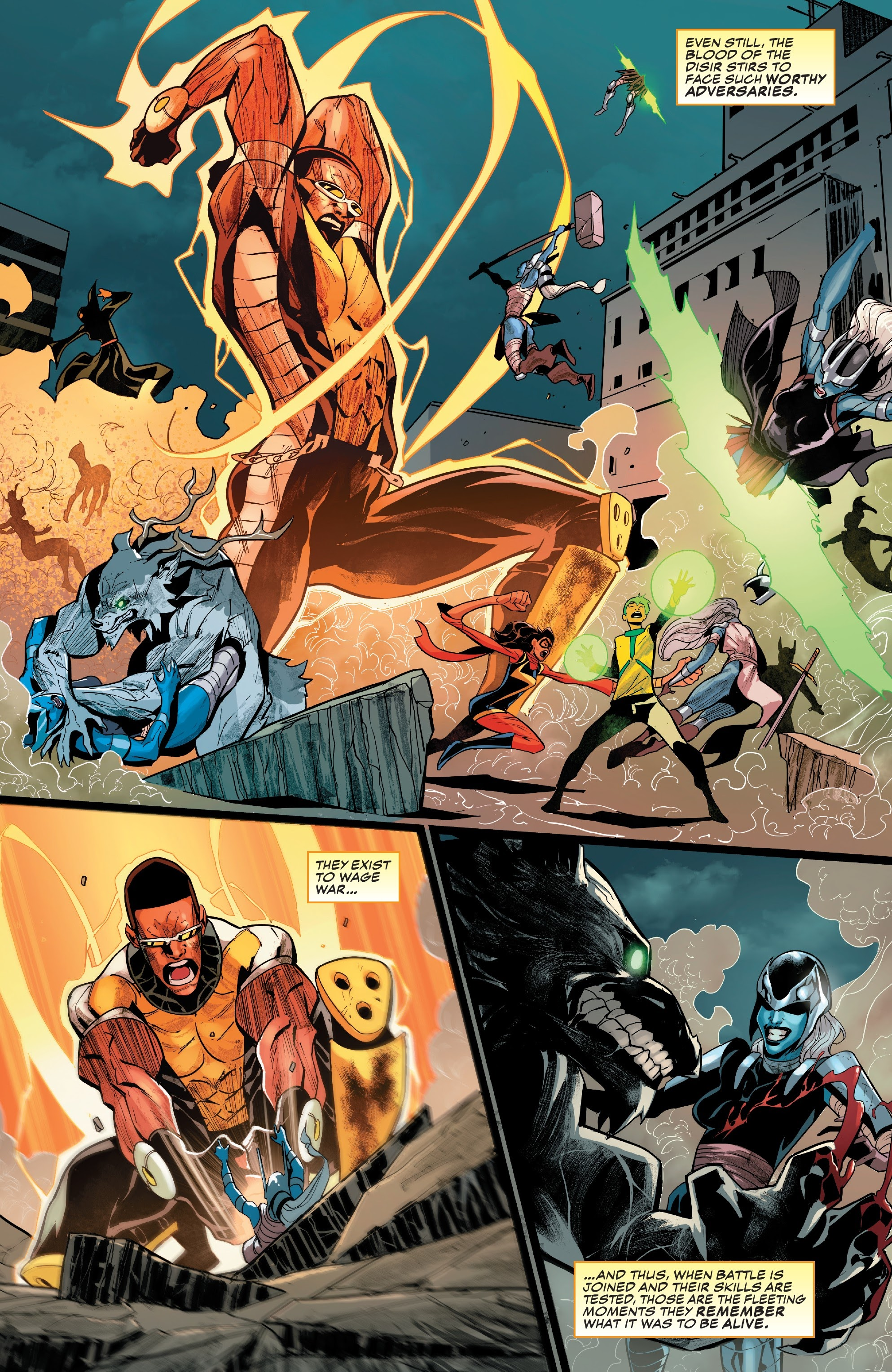 Read online Champions (2019) comic -  Issue #6 - 18
