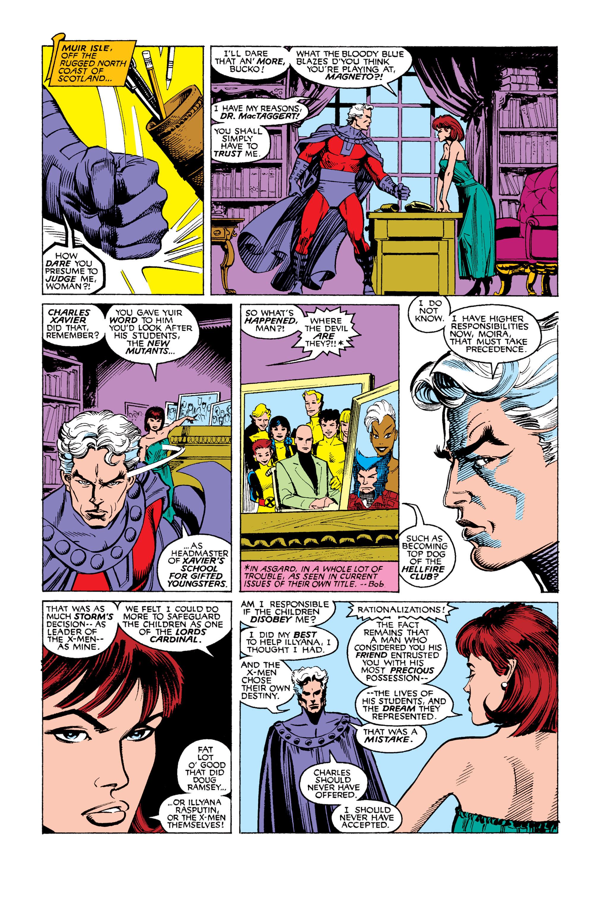 Read online Uncanny X-Men (1963) comic -  Issue #253 - 10