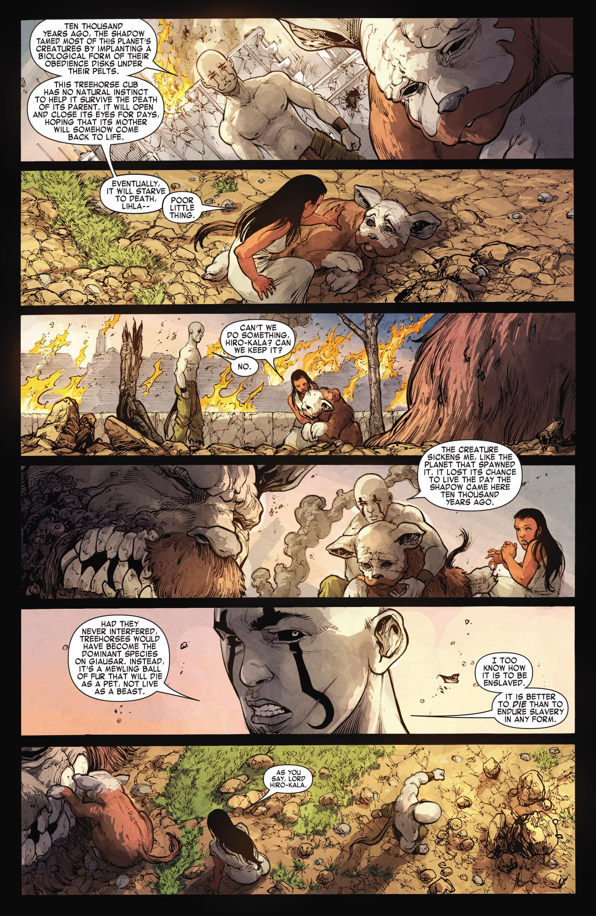 Read online Skaar: Son of Hulk comic -  Issue #15 - 13