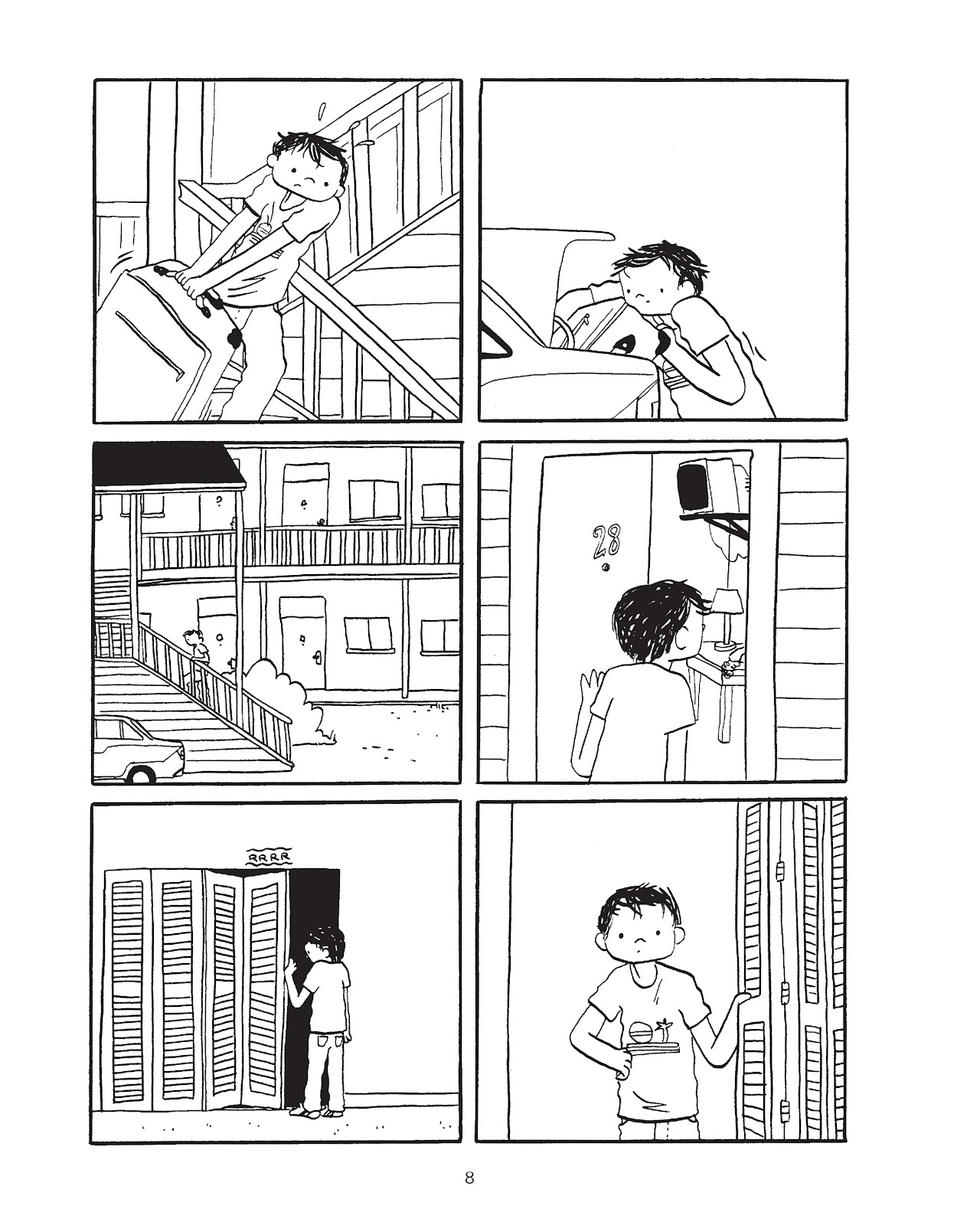 Read online Bastard comic -  Issue # TPB (Part 1) - 11