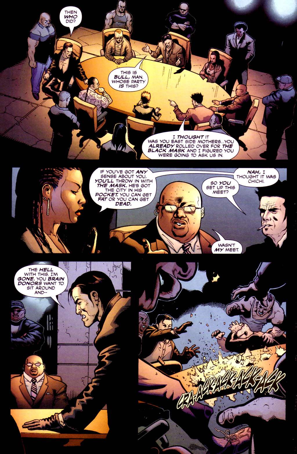 Batman: Under The Hood issue 1 - Page 16