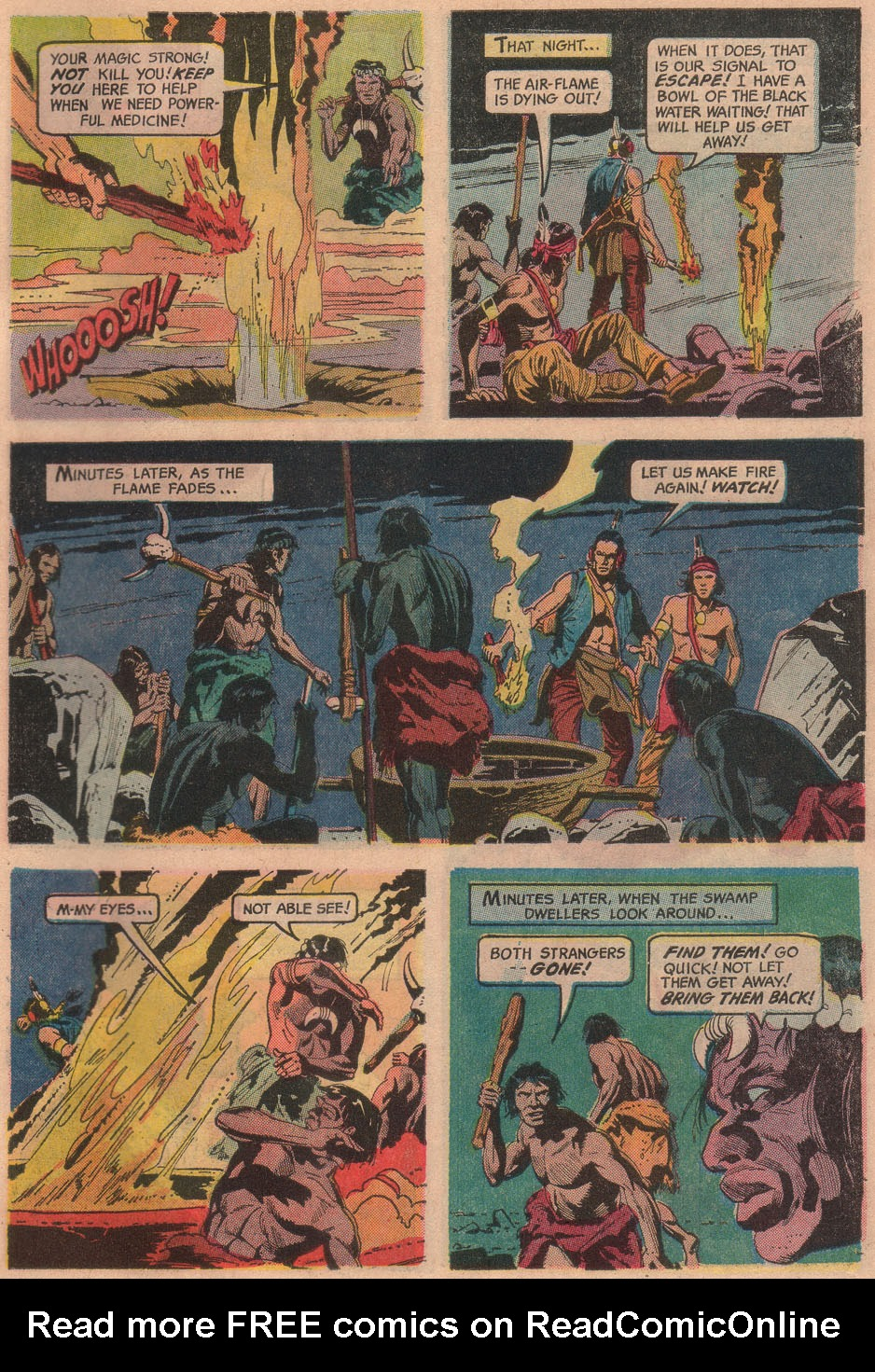 Read online Turok, Son of Stone comic -  Issue #53 - 31
