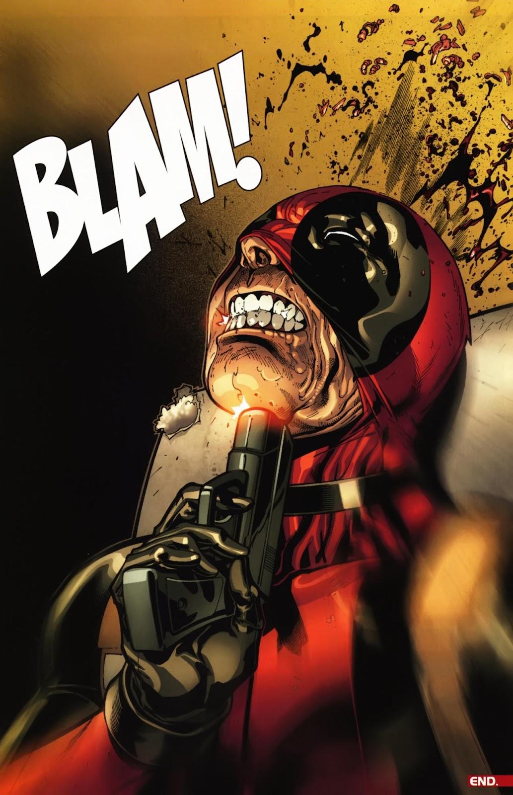 Read online Deadpool (2008) comic -  Issue #12 - 24