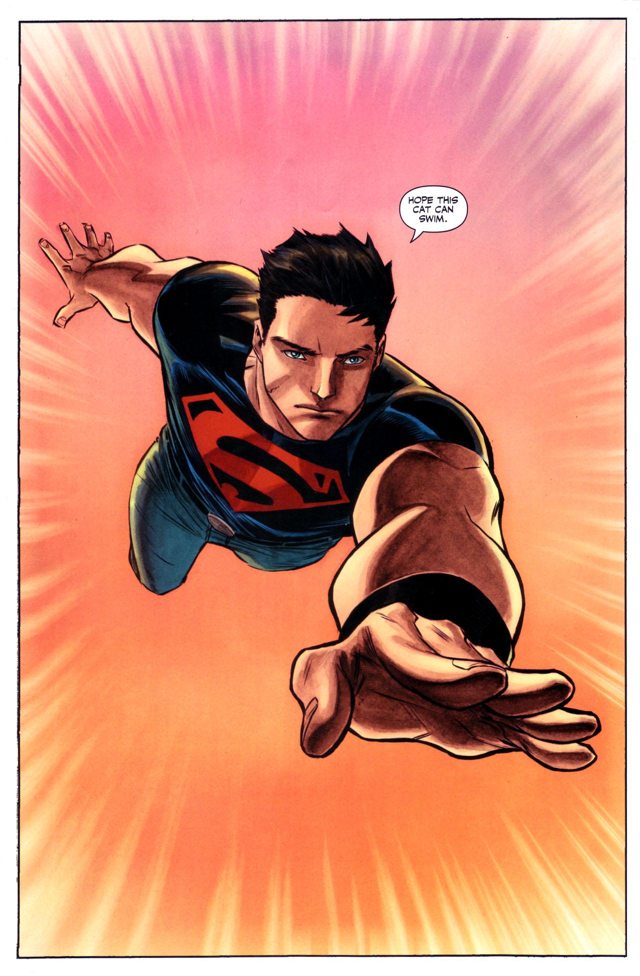 Read online Adventure Comics (2009) comic -  Issue #1 - 10