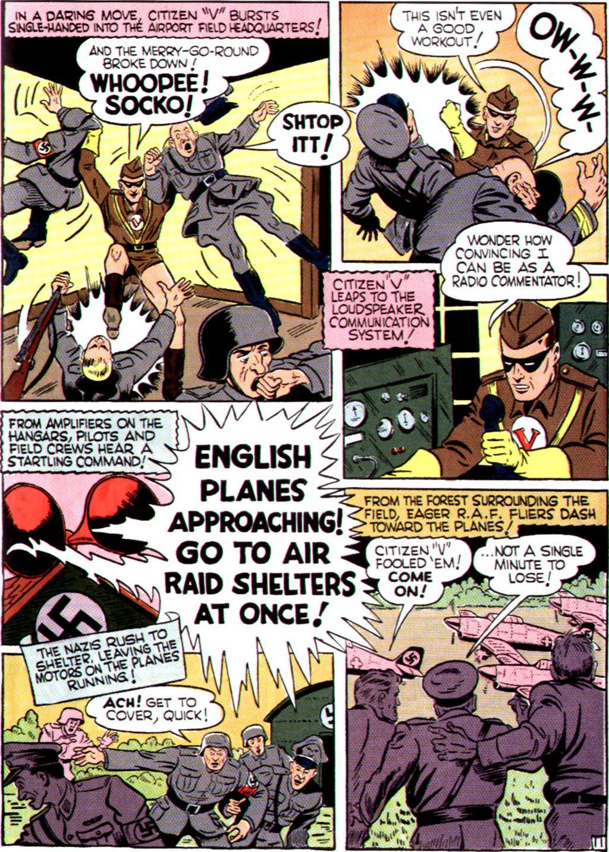 Read online Comedy Comics (1942) comic -  Issue #9 - 30