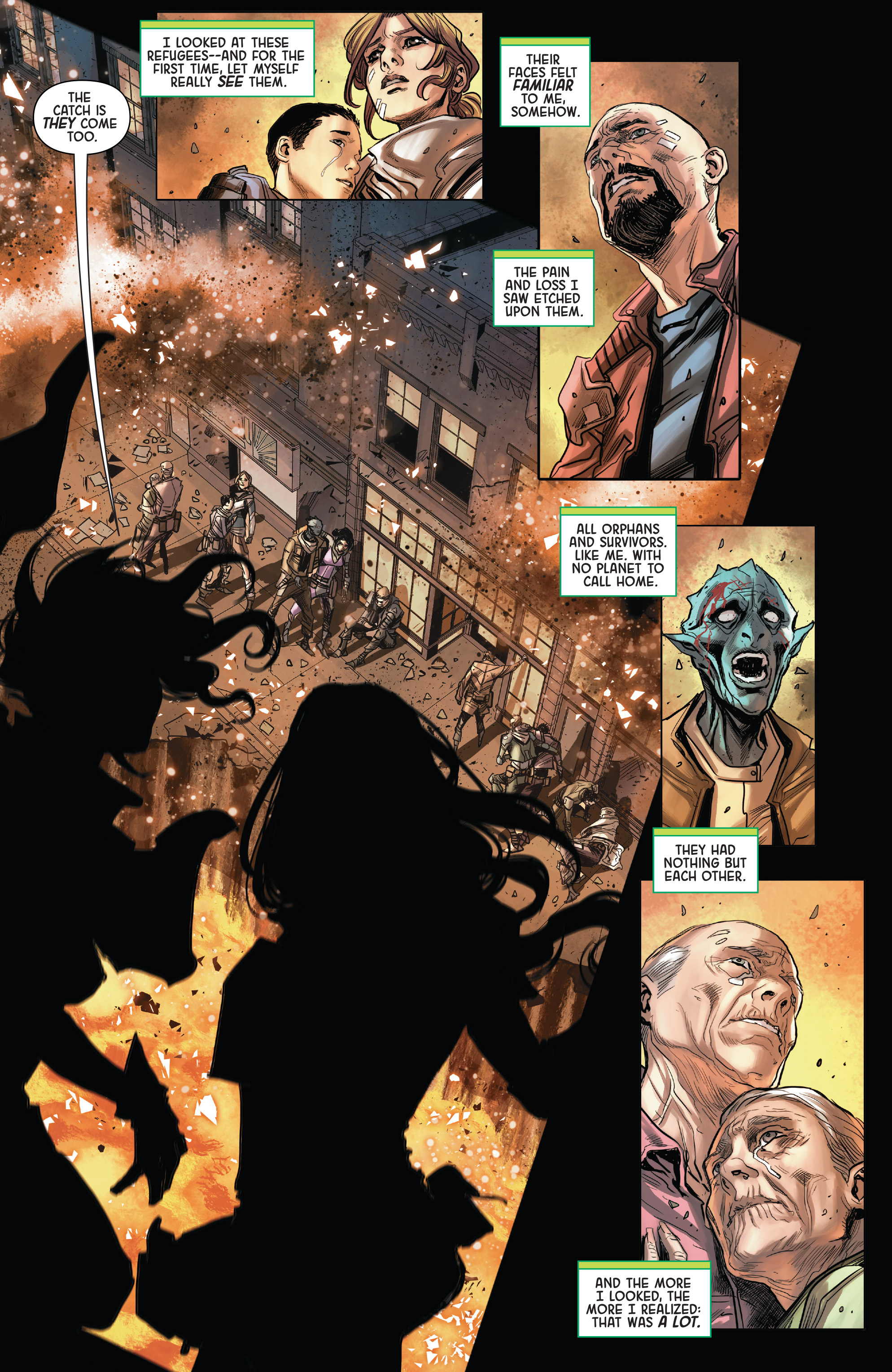Read online Gamora comic -  Issue #5 - 8